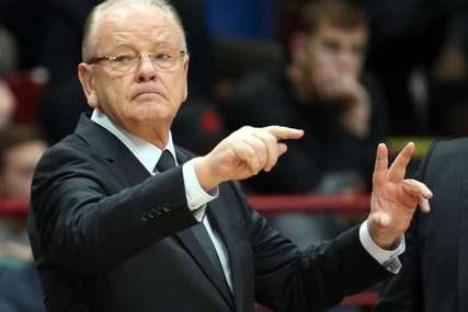 ODLAZAK LEGENDE Ivković zadužio svjetsku košarku