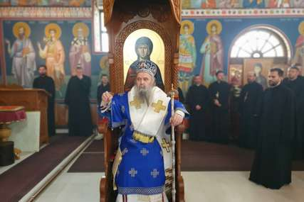 "Episkop Fotije poslao poruku ""Naša ljubav je pravoslavlje"""