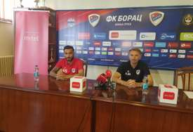 SLIJEDI DERBI PROTIV SARAJEVA Borac želi da potvrdi bodove iz Mostara