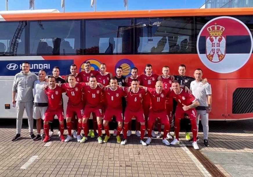 PORAZ NA STARTU Futsaleri Srbije izgubili od Irana na otvaranju Svjetskog prvenstva