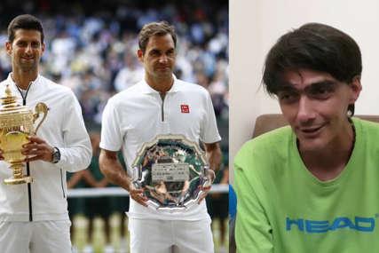 """""""Bio bih bolji od Novaka"""" Heroin uništio jednog od najtalentovanijih tenisera Srbije"""