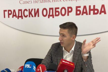"""Ilić smatra da je razvoj Banjaluke stao """"Činjenica je da u posljednjih nekoliko mjeseci nije urađeno ništa"""""""