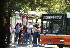 Čekaju rebalans budžeta: Grad dogodine planira izradu studije o javnom prevozu