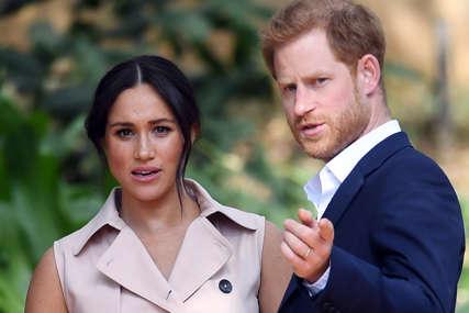 Pomirenje na pomolu: Megan i Hari dolaze u London