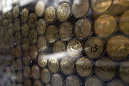 Nakon što je uveden kao zvanična valuta: Preko noći drastično pala cijena bitkoina