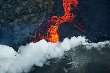 Ponovo aktivan vulkan na Havajima: Avijaciji upućena takozvana crvena šifra