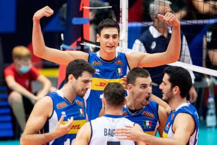 STRAŠNA ITALIJA Srbiju očekuje pakao u polufinalu