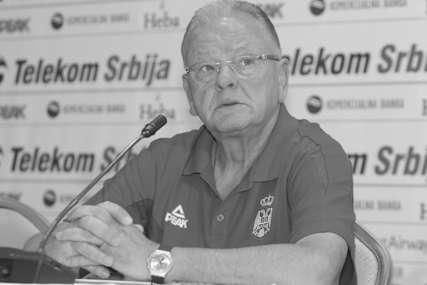 OPROŠTAJ OD LEGENDE Igrači, klubovi i savezi pamte Ivkovića (FOTO)