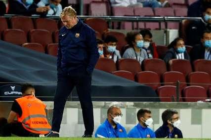 LAPORTA NEDOREČEN I dalje nepoznato ostaje li Kuman trener Barselone