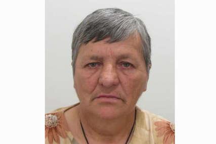 Da li ste vidjeli ženu sa slike? Starica nestala na području Donjih Kola kod Banjaluke