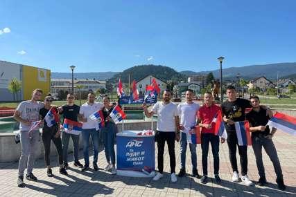 Dan srpskog jedinstva obilježen i u Palama: Lučić čestitao i pozvao sve da istaknu trobojke (FOTO)