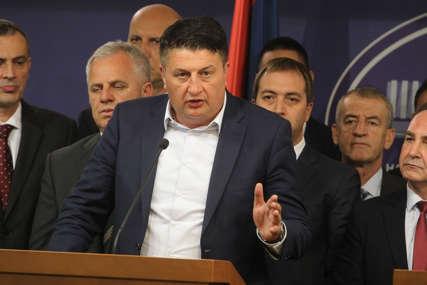 """""""SNSD gubi uticaj"""" Radović upozorava na negativne posljedice odluka koje je najavio Milorad Dodik"""