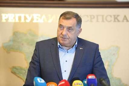 Dodik o krizi na sjeveru Kosova: Vučić još jednom pokazao da je čovjek mira i i dijaloga