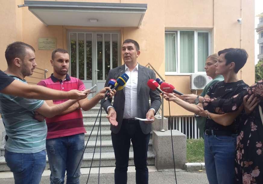 Tužilaštvo traži pritvor za sve: Osumnjičeni za milionske zloupotrebe u Institutu se BRANE ĆUTANJEM