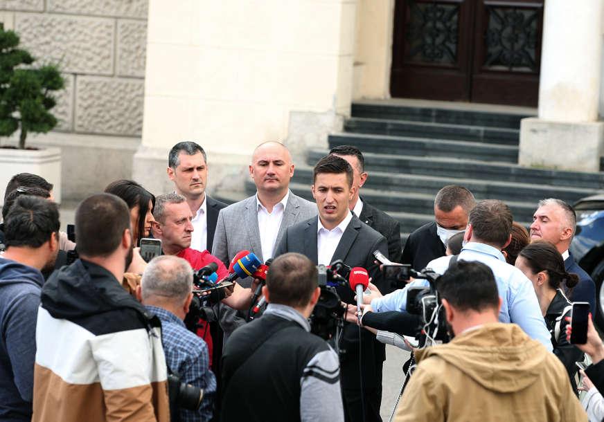 Problemi u vladajućoj većini u Skupštini grada: DEMOS traži direktorske pozicije (FOTO)