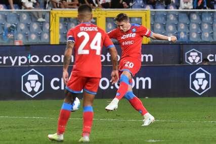 To su uradili i sa Maradonom u timu: Napoli treći put nanizao pet startnih pobjeda
