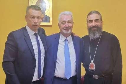"""""""Đurđevi stupovi pečat vremena i snage srpskog naroda"""" Nešić prisustvovao ustoličenju episkopa Metodija"""