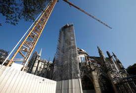 OBNOVA ČUVENE KATEDRALE Notr Dam konačno stabilizovan, počinje druga faza radova