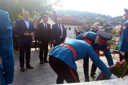 SJEĆANJE NA ŽRTVE Obilježavanje odbrane zapadnih granica Republike Srpske