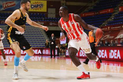 NIJE SE NAMETNUO Bivši košarkaš Zvezde dobio otkaz nakon 12 dana