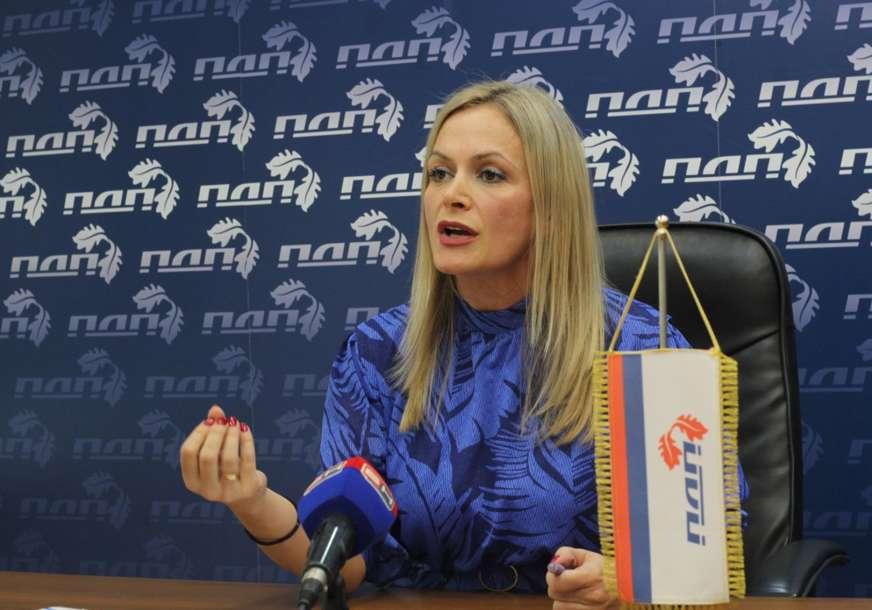 """Nedićeva pozvala Vulićevu na duel """"Kako bilo kome može pasti na pamet takvo bolesno poređenje?"""""""