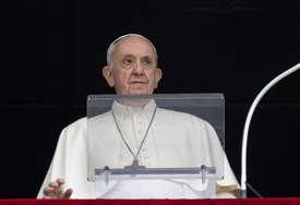 "Papa Franjo o nejednakosti ""Smatraju da sam pošast jer branim siromašne"""