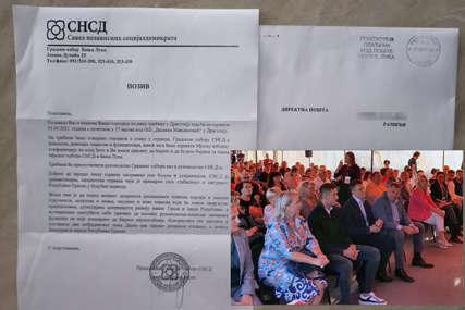 Neočekivana pošta naljutila Banjalučane: SNSD slao pozivnice za skupove, a adrese našao na internetu!? (FOTO)