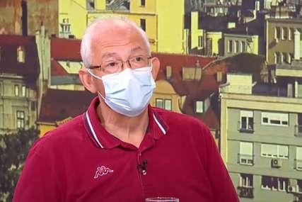 """""""Kovid propusnice ili restriktivne mjere"""" Kon o pogoršanju epidemiološke situacije u Srbiji"""