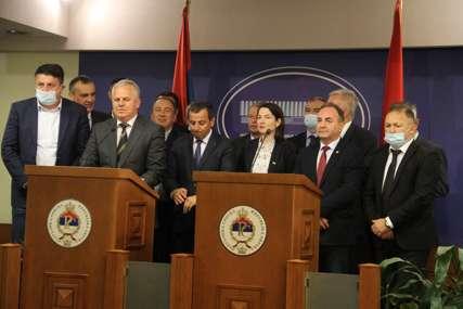 """Opozicija u NSRS traži da se omogući signal BN TV """"Vlada Srpske više nije legitimna, vrijeme je za ostavku"""""""