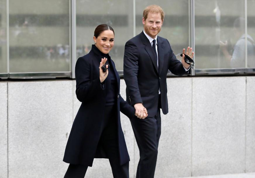 POSJETILI UJEDINJENE NACIJE Princ Hari i Megan Markl razgovarali sa Antoniom Guterešom