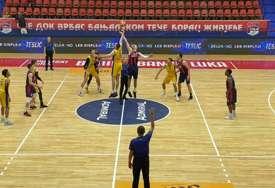 TRIJUMF BORCA Košarkaši igraju mečeve, a još se ne zna kad kreće liga