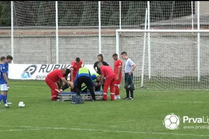 DRAMA U SRBIJI Golmanu nakon duela odstranjen bubreg (VIDEO)