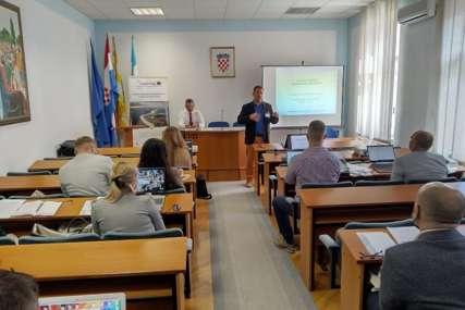 """Održana regionalna radionica u okviru projekta """"Upravljanje vanrednim situacijama u slivu rijeke Save"""""""