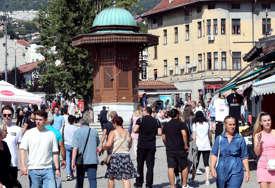 SKORO 200 NOVOZARAŽENIH U Sarajevu jedna osoba preminula od korone, 216 pacijenata na liječenju