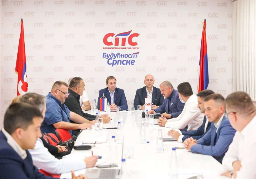 """""""Nismo dio vladajuće većine"""" SPS pozvao ministarku Davidović da podnese ostavku"""