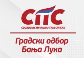 SPS Banjaluka: Građani su s pravom ogorčeni