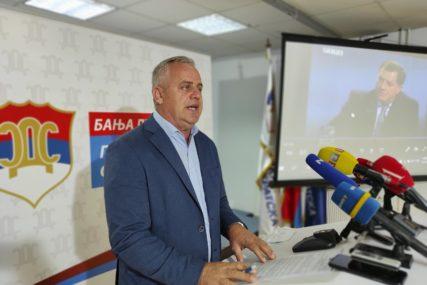 """Stanić kaže da se SNSD uskoro vraća u vlast u Sarajevu """"Dodik ima prećutnu saglasnost međunarodne zajednice"""""""