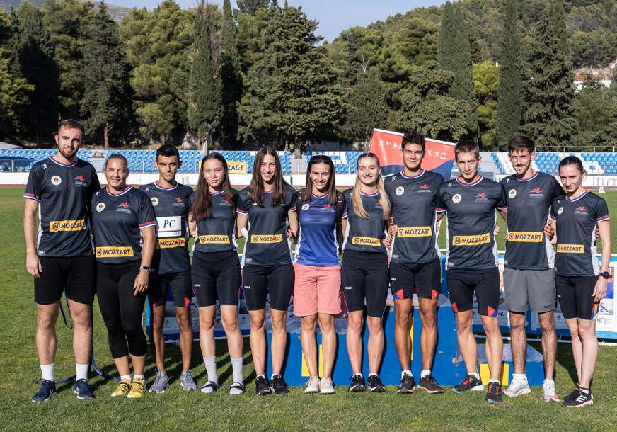 Održan prvi Svesrpski atletski kup: Mozzart podržao atletičare Srpske