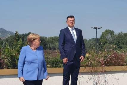 """Tegeltija na ručku sa Merkelovom """"EU stvara iluziju otvorene politike proširenja"""""""