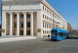 Šok u Zagrebu: U tramvaju pronađen leš muškarca