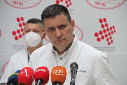 """""""Mi smo heroji današnjice"""" Đajić poručio da je afera """"Kiseonik"""" orkestrirani napad na zdravstveni sistem"""