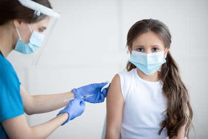 """EFIKASNA I BEZBJEDNA """"Fajzer"""" traži odobrenje vakcine za djecu uzrasta od pet do 11 godina"""