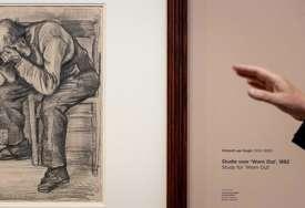 DJELO ČUVENOG UMJETNIKA Predstavljena dosad nepoznata skica Van Goga