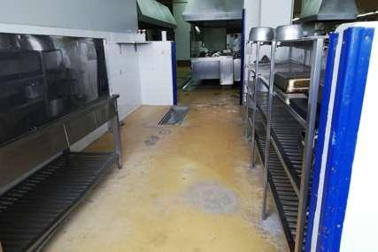 TRAŽE IZUZEĆE GRADSKIH INSPEKTORA Nakon šokantnih fotografija kuhinje, UKC RS zabranio nastavak kontrole