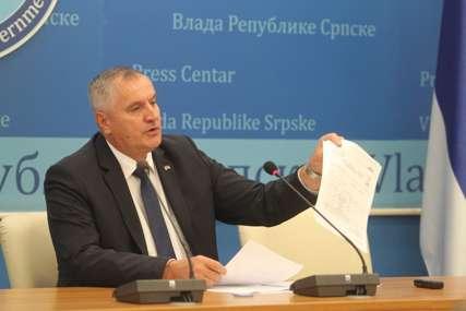 """""""Analiza pokazala da nije bilo afere sa kiseonikom"""" Višković poručio da Vlada RS sprema tužbe protiv onih koji su UNOSILI PANIKU"""