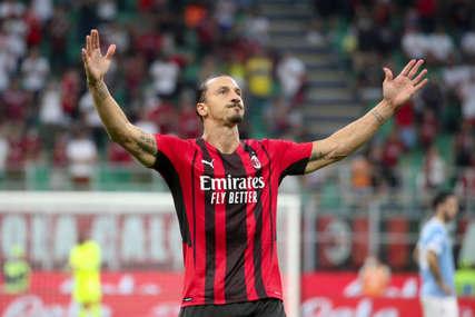 MILAN U PROBLEMU Ibrahimović neizvjestan za duel sa Liverpulom