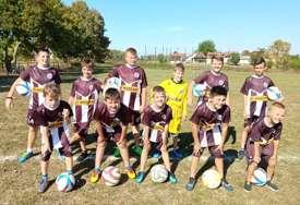 Mozzart podržao male fudbalere iz Vršana