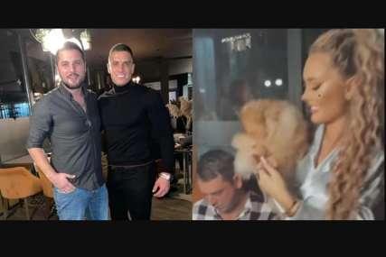 OČI U OČI Ana Korać i David Dragojević se prvi put sreli nakon raskida, evo šta se dogodilo