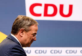 Bio je na čelu CDU i smatran je nasljednikom Merkelove: Lašet podnosi ostavku na funkciji pokrajinskog premijera