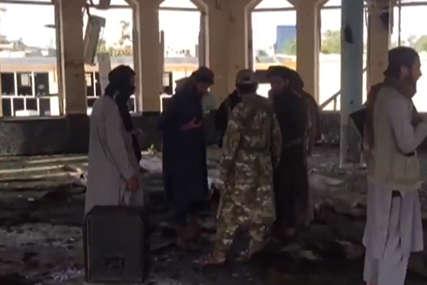 STRADALE 43 OSOBE Napad na džamiju u Avganistanu izvršio bombaš samoubica (VIDEO)